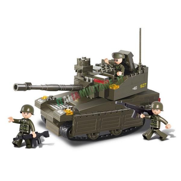 Costruzioni Sluban Militari mod Carro Armato M38-B0285