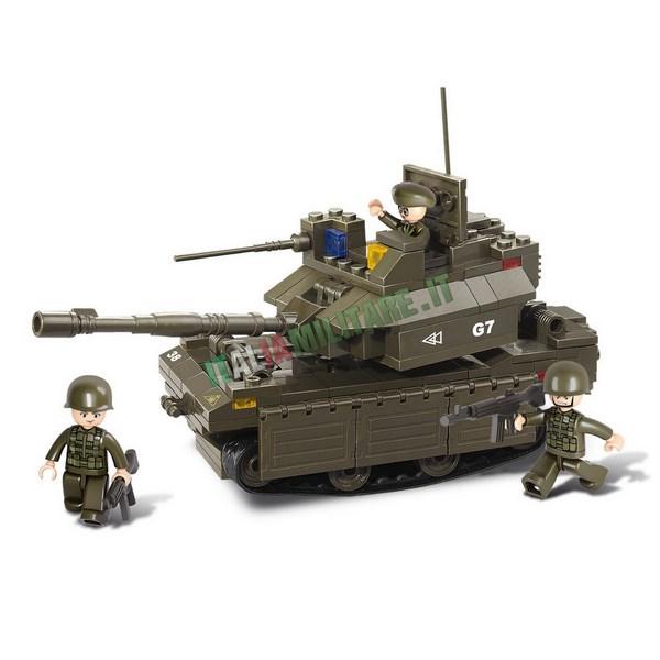 Costruzioni Sluban Militari mod Carro Armato M38-B0287
