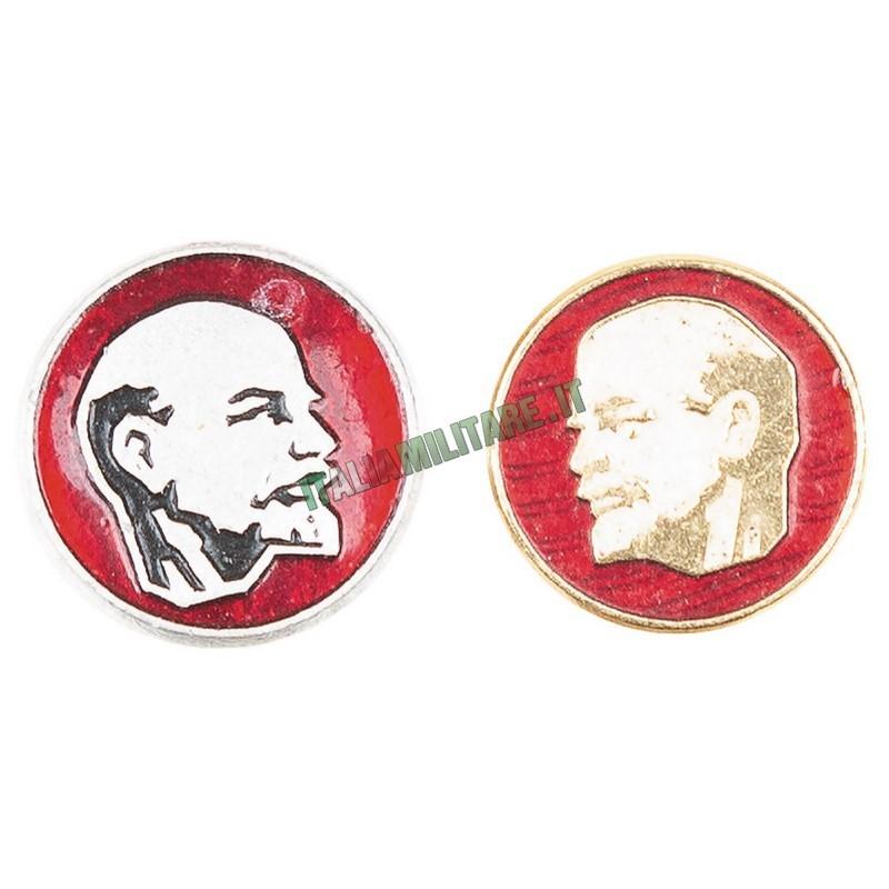 Spilla Russa Originale Lenin