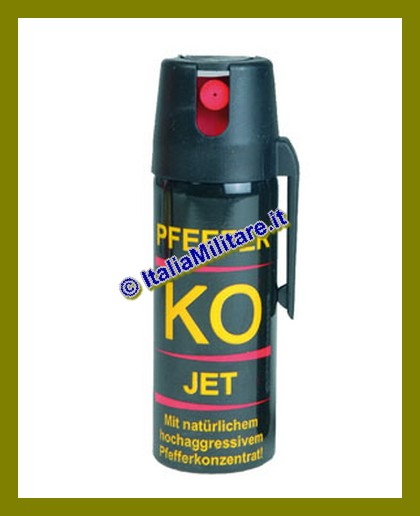 Spray Peperoncino 40 ml JET