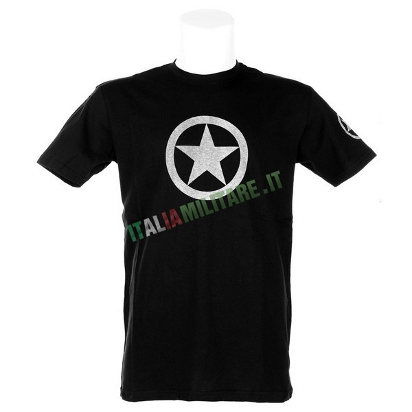 T-Shirt Alleati - Allied Star