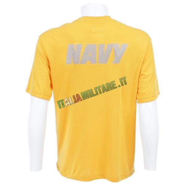 Pantalone Corto Bermuda Militare NAVY Americano ORIGINALE Marina Militare Blu