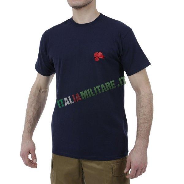 T-Shirt Carabinieri con Fiamma