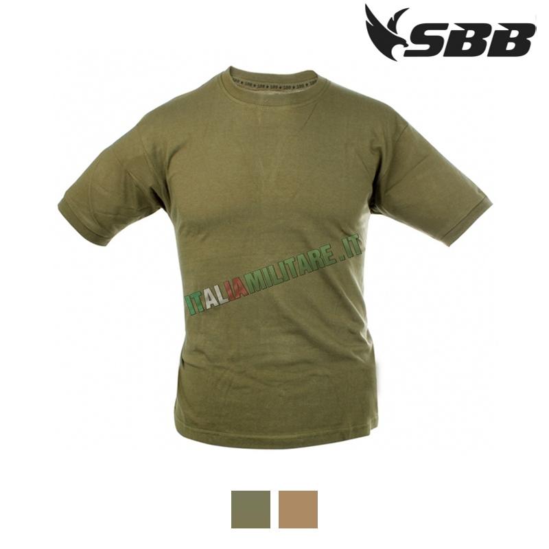 Maglietta Maniche Corte SBB