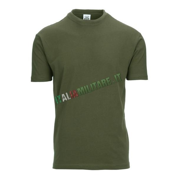 T-Shirt Militare Verde