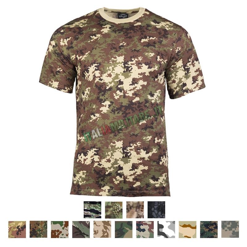 T-Shirt Militare MilTec