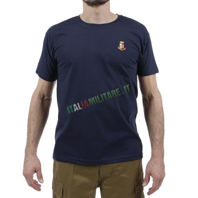 T-Shirt Polizia di Stato - Araldico