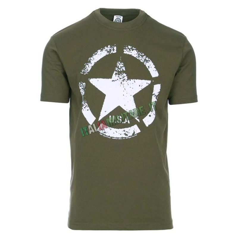 T-Shirt US Army Star Vintage