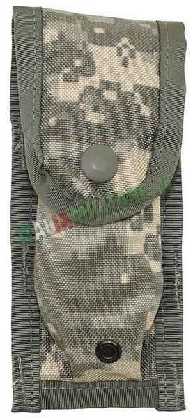 Tasca ACU Originale Porta Caricatore Pistola 9 MM