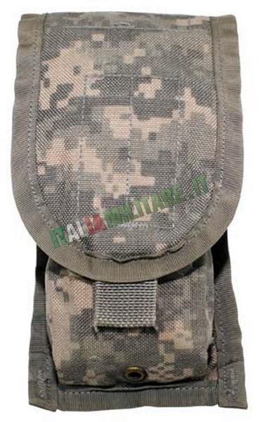 Tasca ACU Originale Porta Caricatori con Velcro