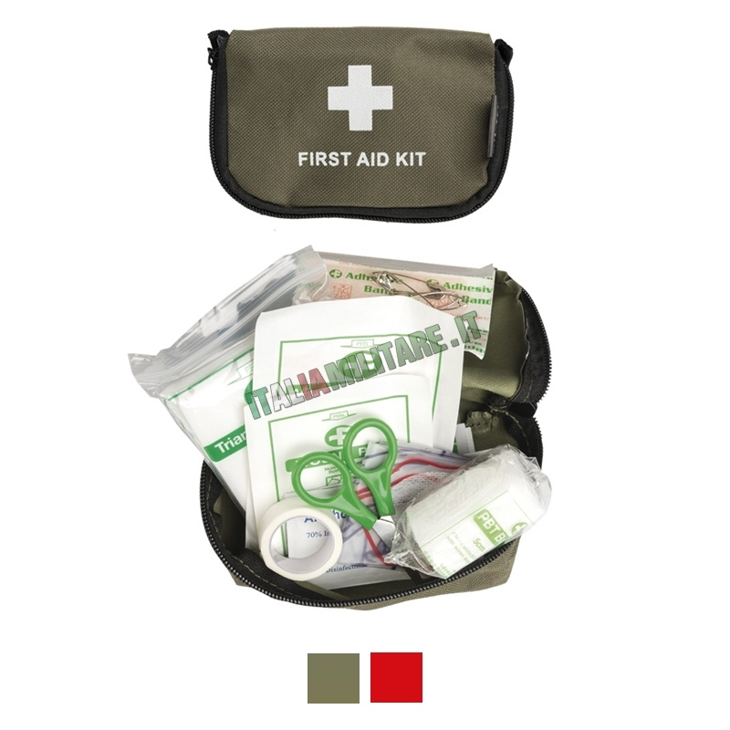 Tasca Medica Kit Primo Soccorso Piccola