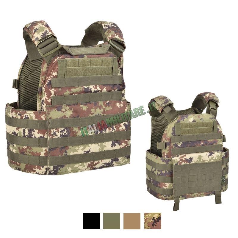 Gilet Tattico Outac Defcon5 Infantry Vest Carrier BAV12