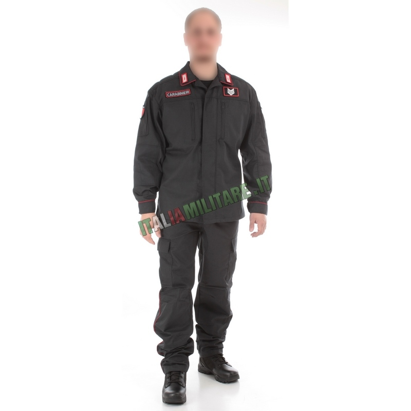 Tuta Uniforme da OP Carabinieri - Divisa da Ordine Pubblico