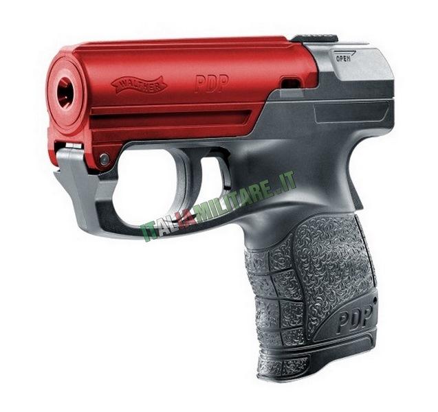 Pistola Spray al Peperoncino Walther Nera