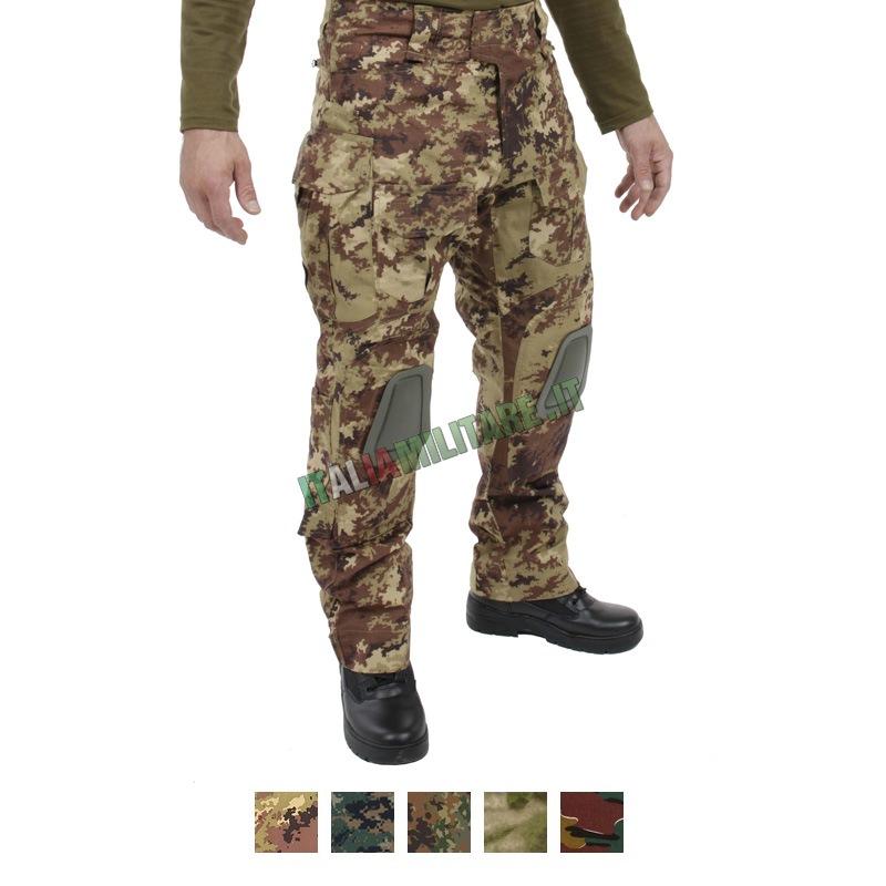 Pantaloni con Ginocchiere Warrior 101