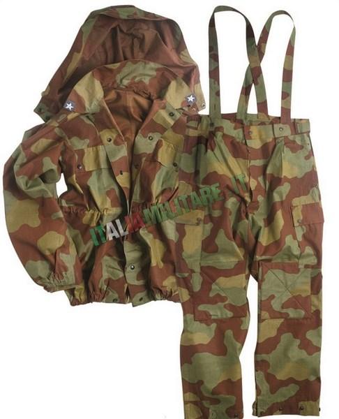 Uniforme Mimetica Militare ROMA Originale