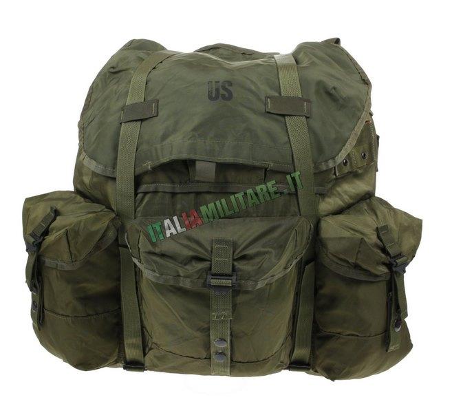Zaino ALICE Esercito Americano Originale Verde