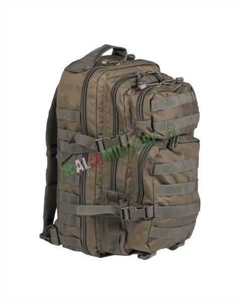 Zaino Militare Mil-Tec 30 Litri Verde